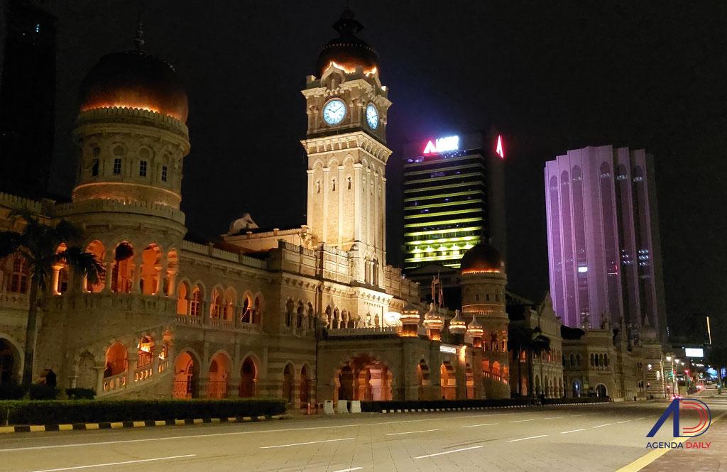 [FOTO] Lanjutan PKP Penuh, Kuala Lumpur lengang