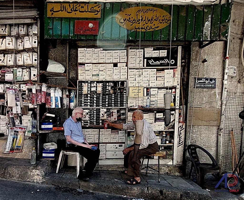FOTO] Al-Balad, kota purba Jordan